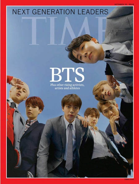 Time Magazine International Edition 10.22.2018