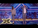 X Factor's Thomas Pound and J-Sol in sing-off showdown! | The X Factor UK 2018