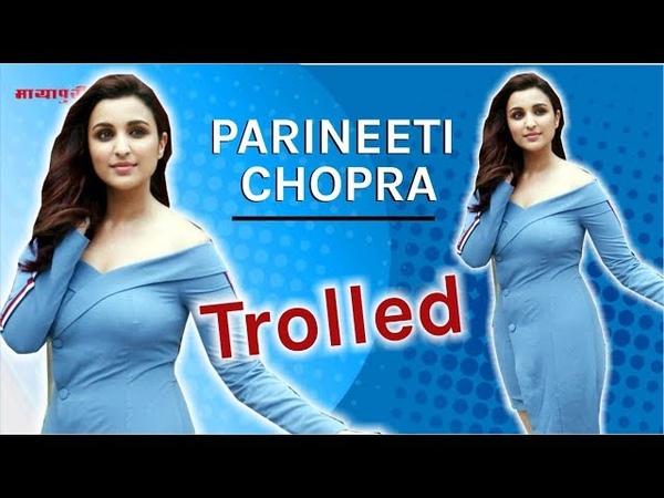 Ek Baar Phir Apni Dress Ki Wajah Se Parineeti Chopra Ho Gayi Troll Namastey England
