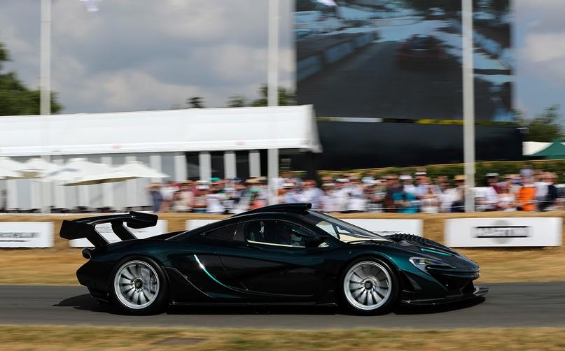 Длина имеет значение — Эволюция «длиннохвостых» McLaren, изображение №20