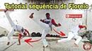 Tutorial ( Meia Lua de frente, Queda de rins, corta capim, Au de coluna, Au de frente) Capoeira