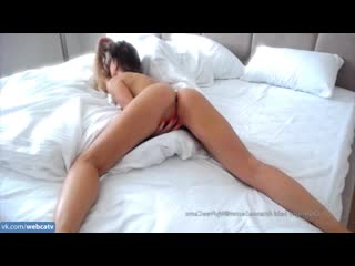 Manyvids – ariannasecret – morning play  [solo, masturbation, toys, girl, tits, ass, fingering]
