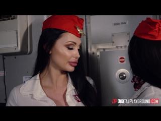 Aletta Ocean & Nicolette Shea [Big tits, Porn in FullHD 1080p]
