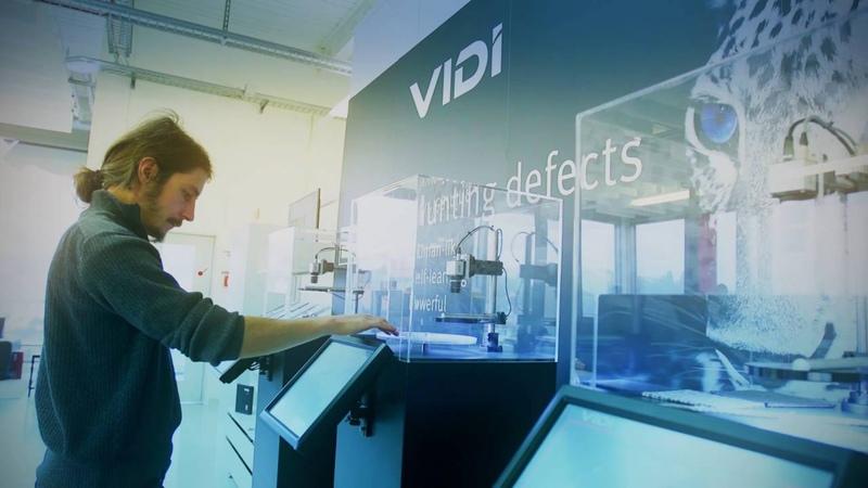 ViDi Systems un exemple de lindustrie 4.0 suisse