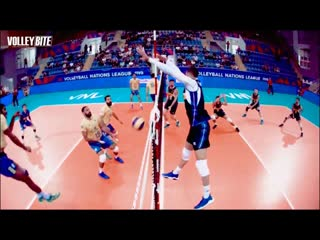Like A Boss 2. Best Monster BLOCKING 1v1. The Volleyball.