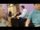 На юбилее у любимого брата в Москве Юбиляр за инструментом Yamaha Clavinova Бах прелюдия до минор из первого тома ХТК