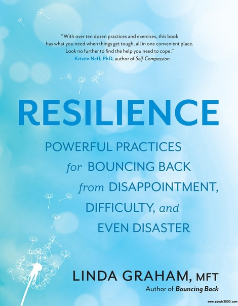 Resilience Powerful Practices for Bouncing Back from Disappointment, Difficulty, and Even Disaster