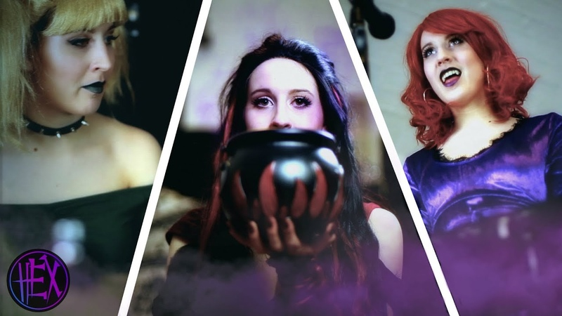 THE HEX GIRLS Live Action Music Video