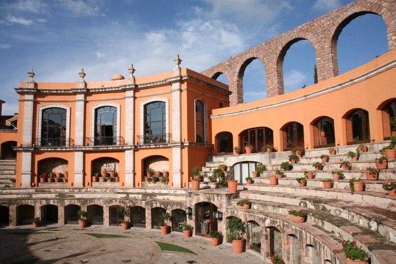 Лучшие отели мира от Soul Travel Quinta Real Zacatecas (Мексика), изображение №2