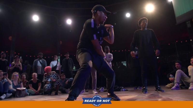 RON FINAL 2018 Finale Danse Ghetto Style x Sa Graille ReadyOrNot