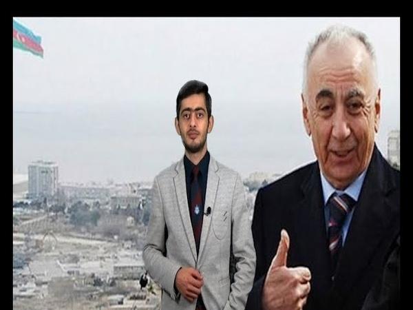 Xəbər var Hacıbala Abutalıbov ikinci vitse prezident təyin edilə bilərmi 03 05 2019