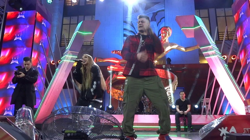 DAVA ft. Kara Kross - BOOOM(1 выход)(SoundCheck,ЖаравВегасе,Вегас Мякинино,17.2.19)