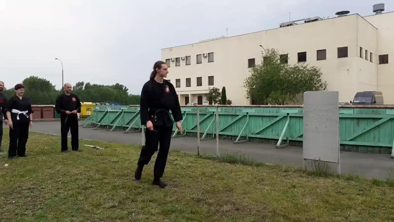 Сюрикендзюцу Брест Тайкай 2019