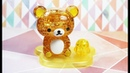 ASMR Rilakkuma 3D Crystal Puzzle Making Video