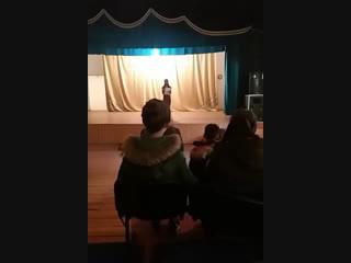 Ainara Maksatkyzy - Live