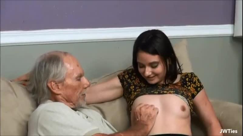 порно старики трахают молоденьких видео