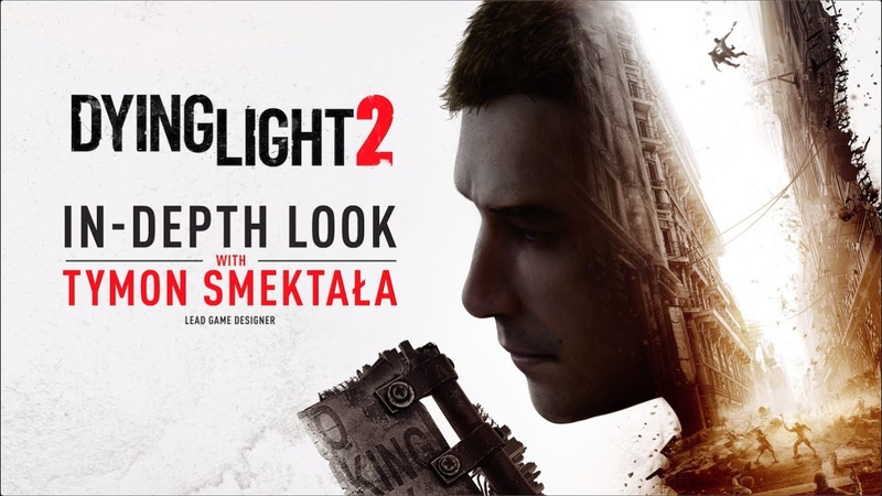Exclusive Dying Light 2 Interview with Tymon Smektała at E3 2019