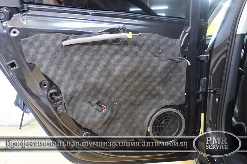 Шумоизоляция Audi A6, изображение №10