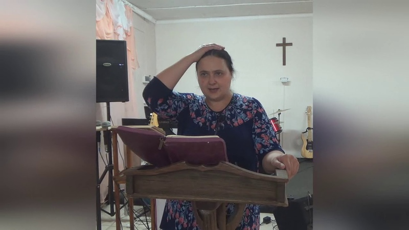 Лариса Шугурова Незнание слова Божьего Церковь Живое слово Кузнецк