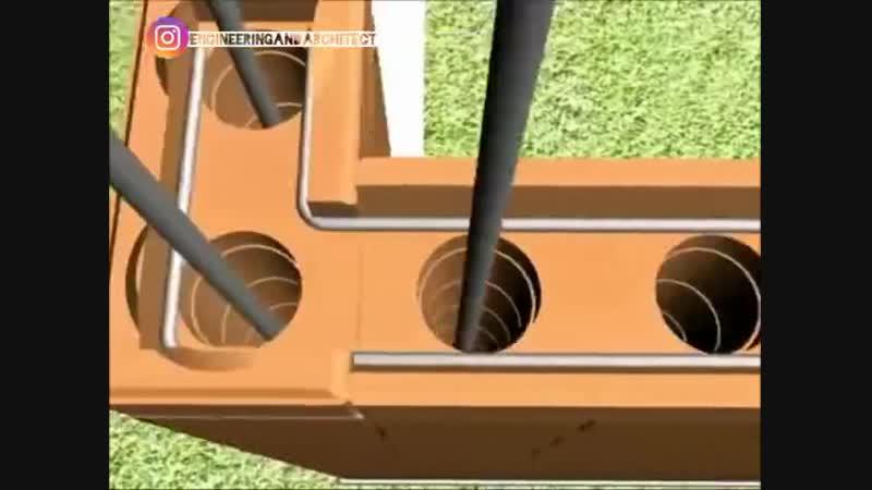 Технология строительства дома с использованием компримированных земляных блоков или КСР