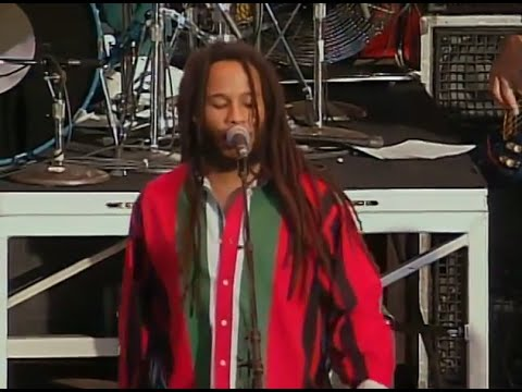 Ziggy Marley the Melody Makers Tipsy Dazy 9 3 1995 Shoreline Amphitheatre Official