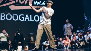 Jr Boogaloo - Dance Vision vol.6 Judge Showcase |