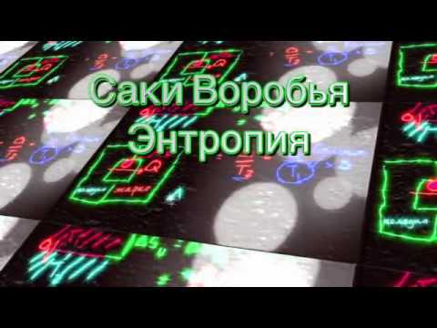 САКИ ВОРОБЬЯ ЭНТРОПИЯ кавер Г.О.