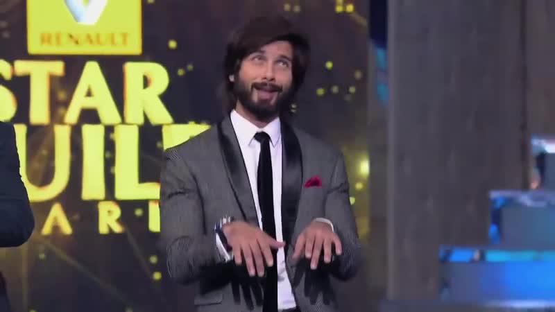 Sallu vs Shahid Tu Mere Agal Bagal Hai dance