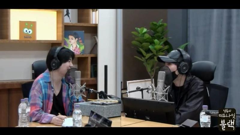 190514 인피니트 성종의 미드나잇블랙 미블 초대석 w 남우현 영상 닥치고성규
