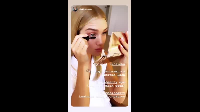 Rosie H-W via Instagram Stories