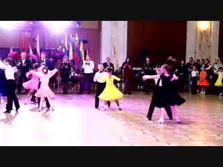 Chisinau international open 2018 children dance