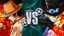 ACE vs SABO (ONE PIECE Sprite Battle Animation) | Chrono Break
