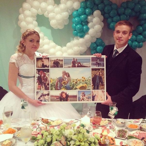 Необычное поздравление на свадьбу друзьям