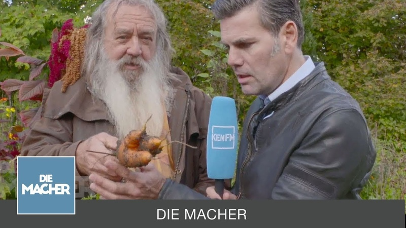 Die Macher Wolf Dieter Storl Pionier für Permakultur