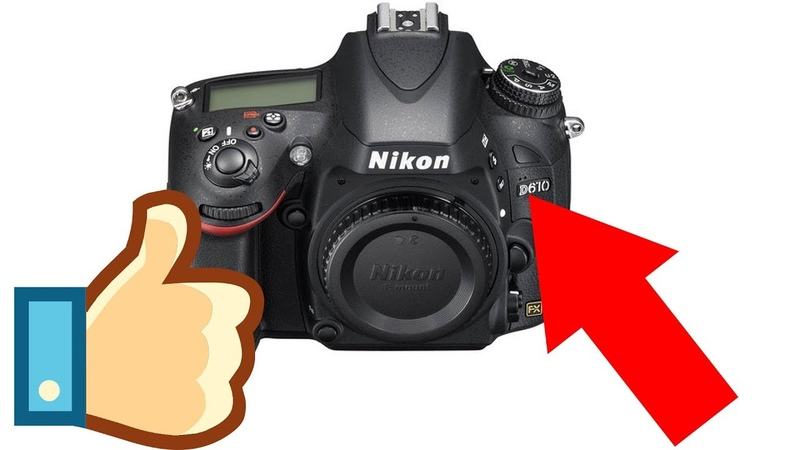 Nikon D610 отзыв дешевый фото монстр