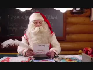 Письмо Деду Морозу. Ну, здравствуй, Дед! Пишу тебе не часто.mp4