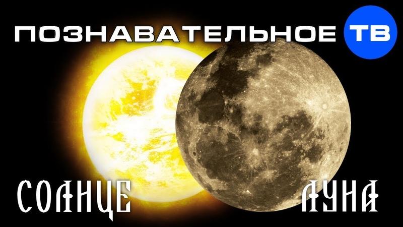 Почему СОЛНЦЕ для русских ЛУНА для европейцев Познавательное ТВ Артём Войтенков