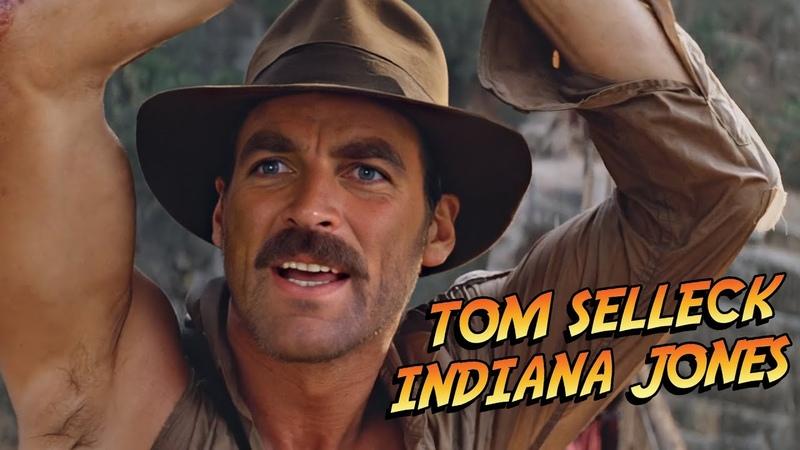 Tom Selleck is Indiana Jones Deep Fake