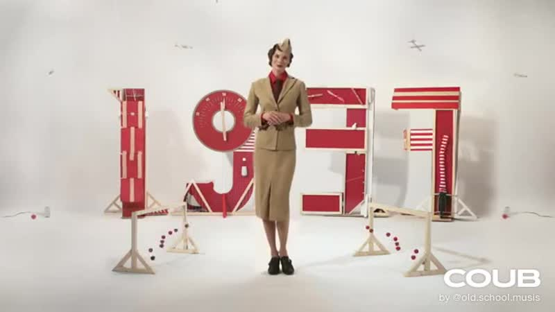 Jeanne the Stewardess
