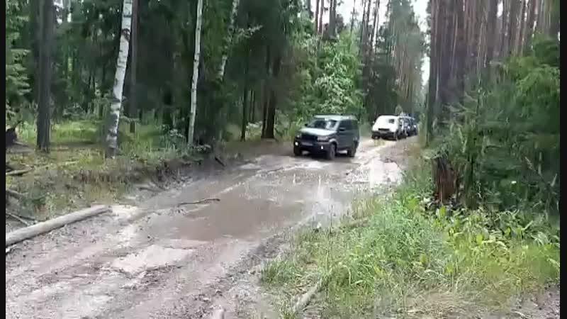 Просто грязь всей толпой) Клуб ROIIEX 4x4
