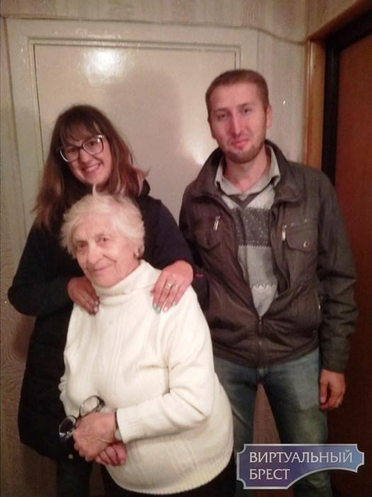 Любовь Николаевна Шибанская-Варченко отметила 90-летний юбилей