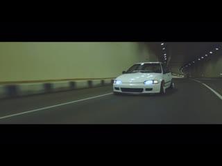 Stanced Honda Civic Eg