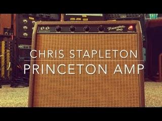 Chris Stapleton Princeton Amp I Lauten Audio LS-208