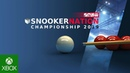 Snooker Nation Championship Launch Trailer