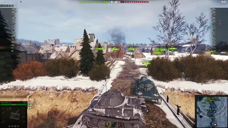 WTF Moments 2 Приколы Баги Фейлы World of Tanks online video