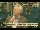 Presidente de Ecuador Lenin Moreno afirmó que Dios es desgraciado con el porque no le curo un dolor