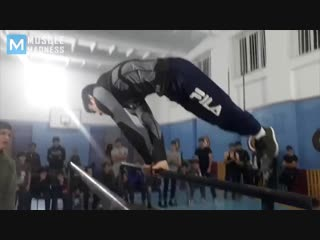 Superhero workouts - ashabov mehtihan - muscle madness