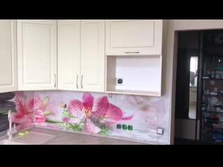 Кухня на заказ краткий видео обзор Липецк. Шкафы купе, гардеробные, гостиные, спальни, детские, прихожие, мебель.