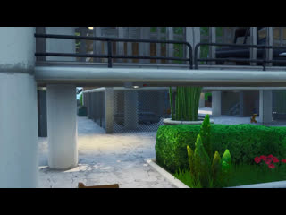 Prop hunt shopping mall