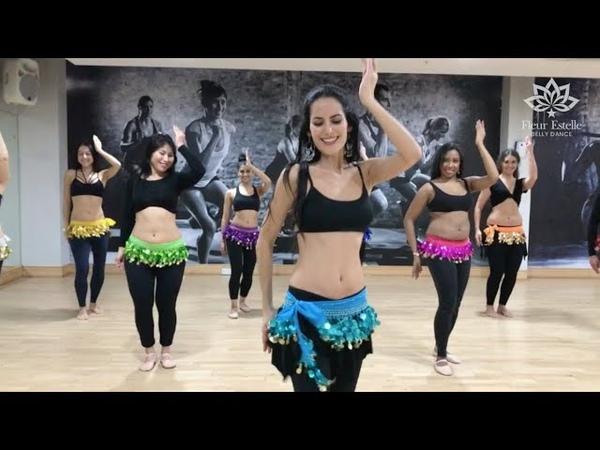 LAMBERGHINI feat Ragini The Doorbeen Fleur Estelle Belly Dance